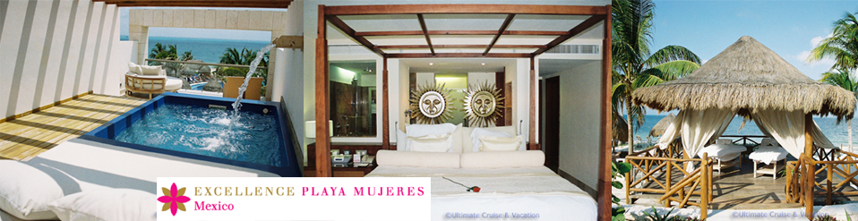 Excellence Playa Mujeres Adult Only All Inclusive
